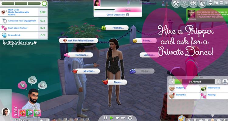 Bachelor Party Mod Screenshot Preview