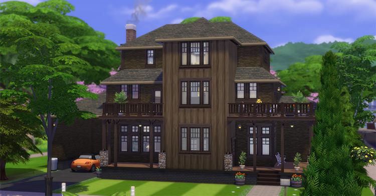 The Bachelor TV House Lot - TS4