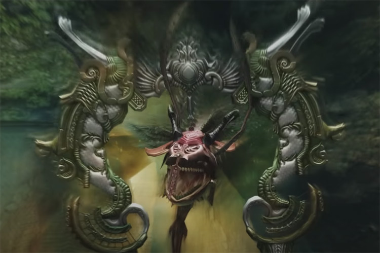 Zodiark boss fight in FF12 Zodiac Age