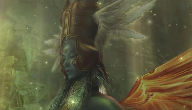 Ultima boss fight in FF12 Zodiac Age