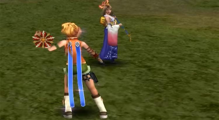 Megalixir Rikku Mix Screenshot