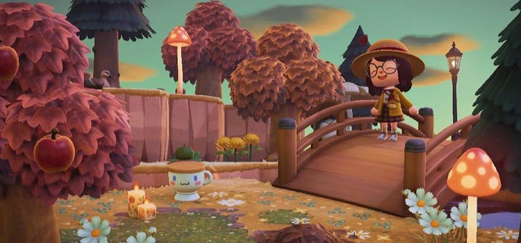 20 Autumn & Fall Island Ideas For Animal Crossing: New Horizons