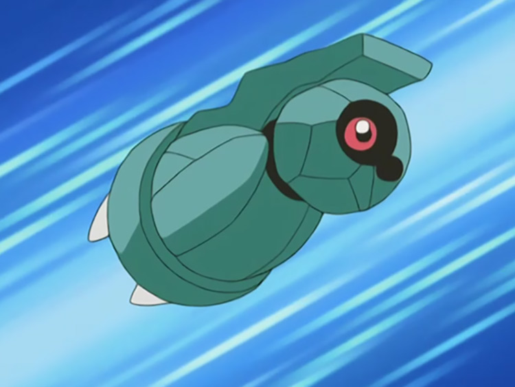 Beldum Pokemon in the anime