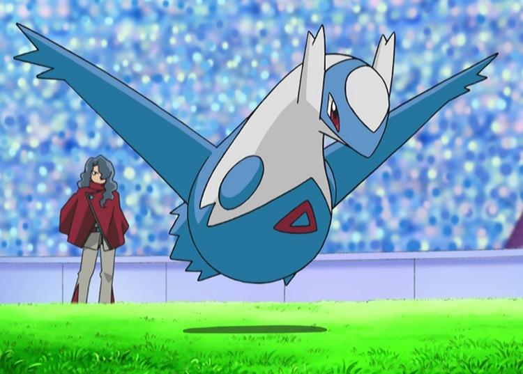 Latios Pokemon in the anime