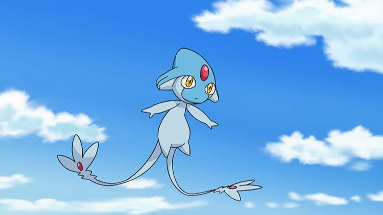 Azelf Pokemon in the anime