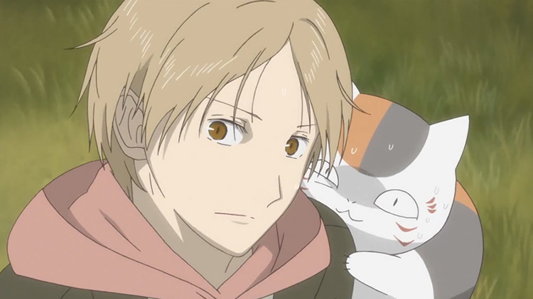 Takashi Natsume in Natsume's Book of Friends