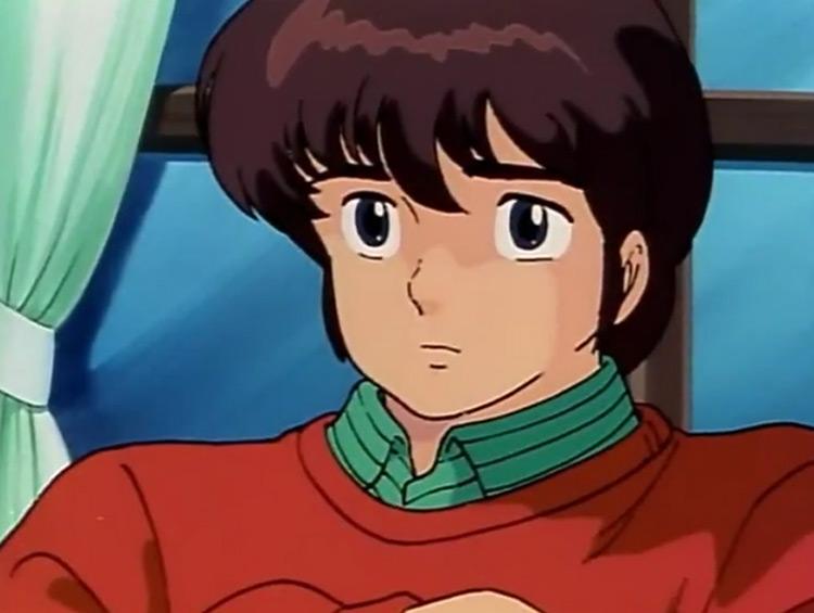 Yusaku Godai from Maison Ikkoku anime