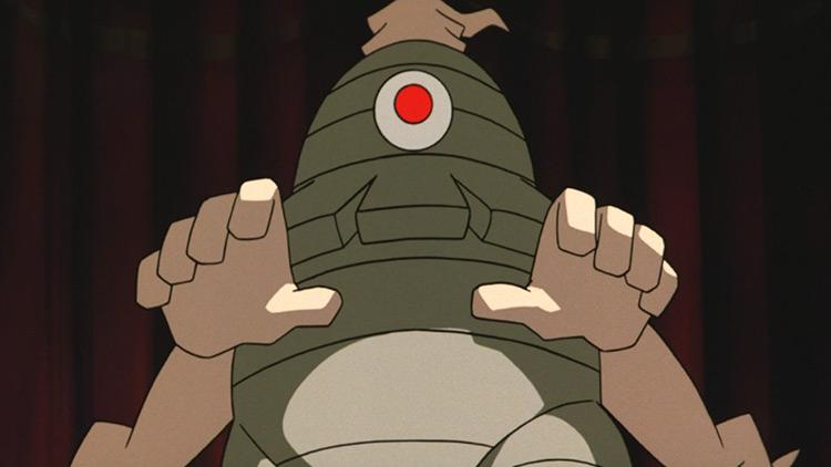 Dusclops Pokemon in the anime