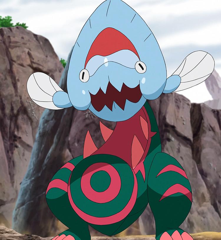 Dracovish / All of the Gen IX Fossils in Pokemon anime