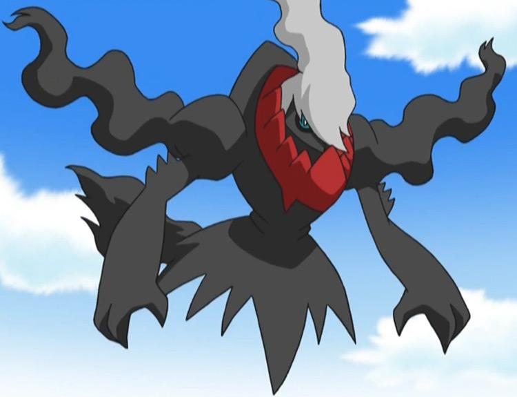 Darkrai Pokemon in the anime
