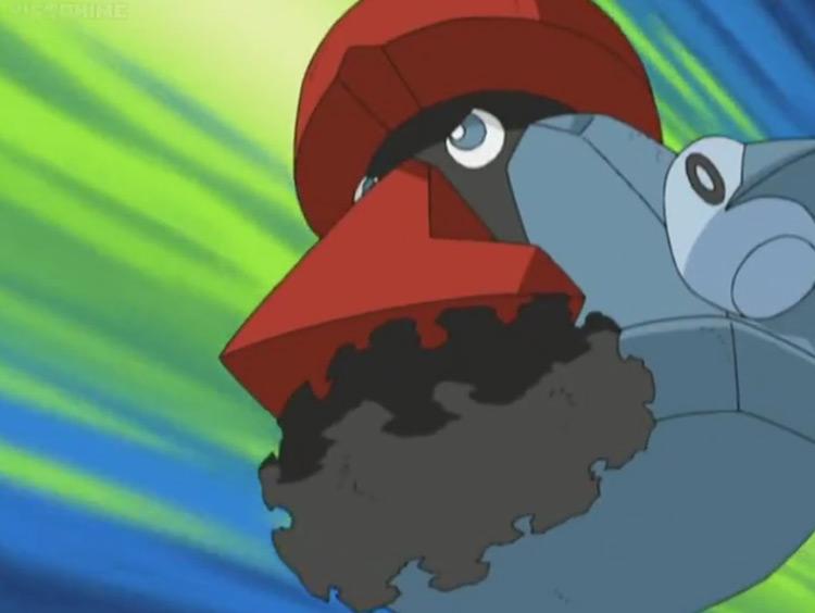 Probopass Pokemon anime screenshot