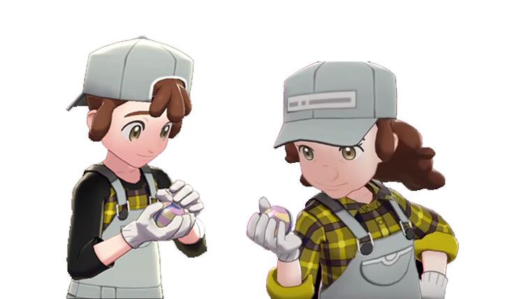 Pokémon Breeder Trainer Class in Pokémon
