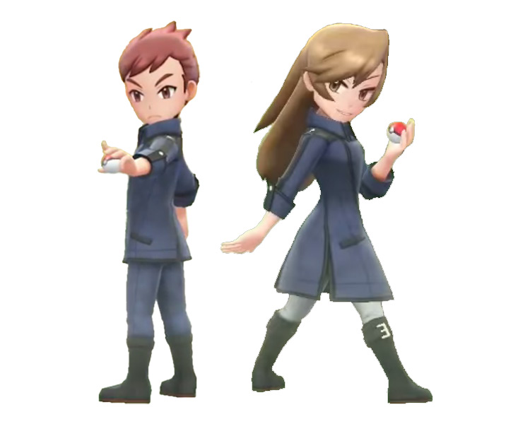 Ace Trainer Trainer Class in Pokémon