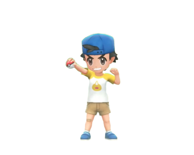 Youngster Trainer Class in Pokémon
