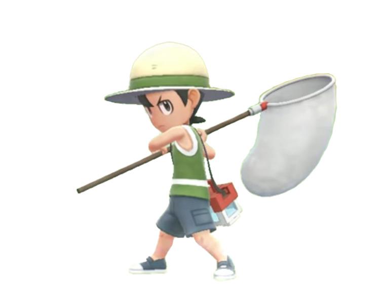 Bug Catcher Pokémon Trainer Class