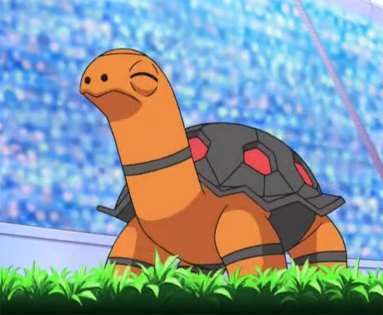 Torkoal - Yawn Pokémon anime screenshot