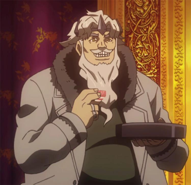Honest from Akame ga Kill anime