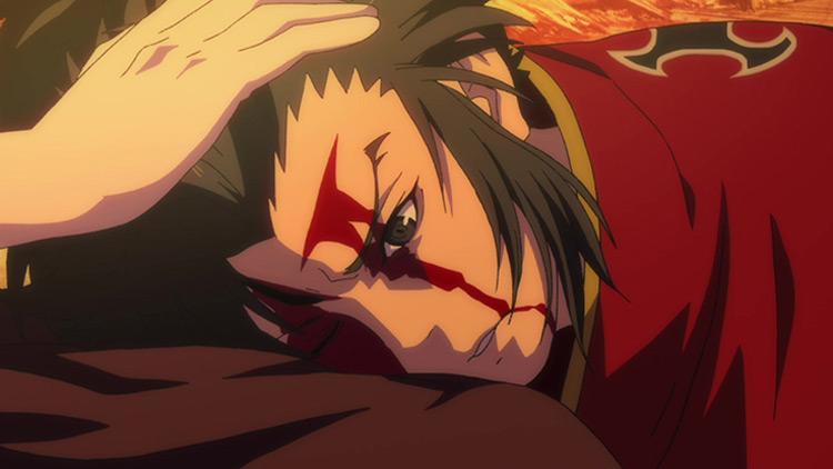 Tahoumaru from Dororo anime