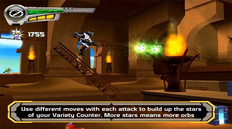 Super Legends 2007 Ranger screenshot