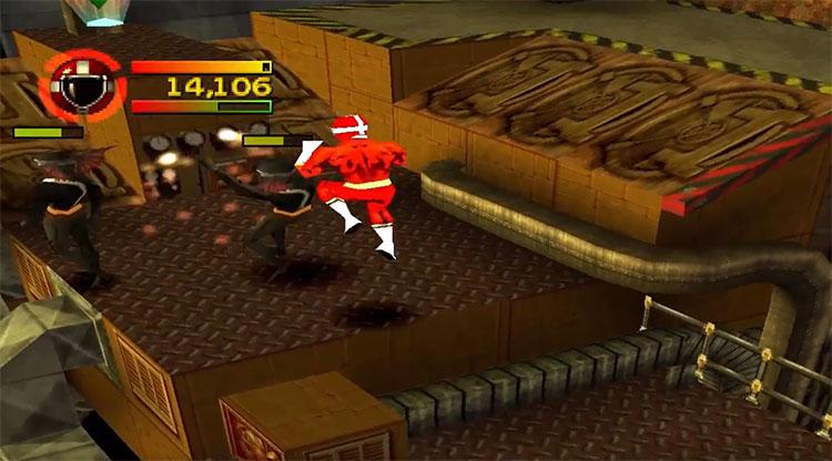 Lightspeed Rescue video game screenshot