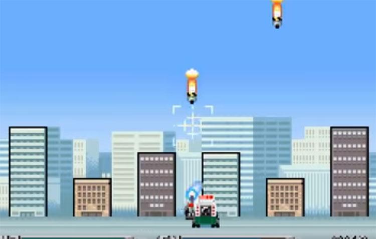 Power Rangers S.P.D. screenshot