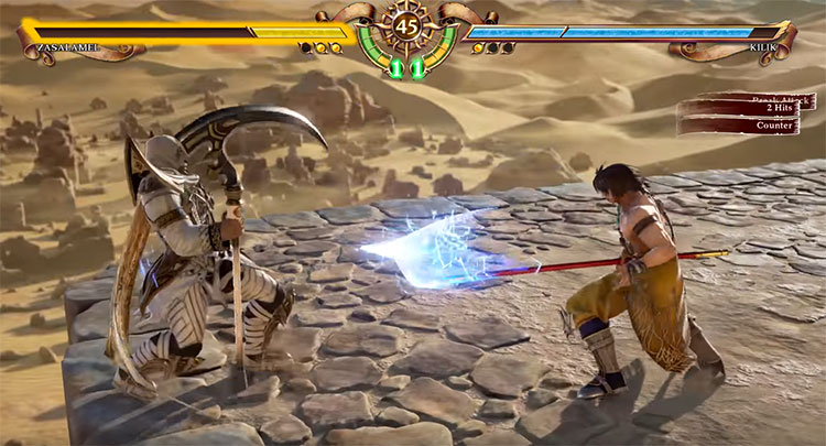 Soulcalibur 6 screenshot, best SC game ever