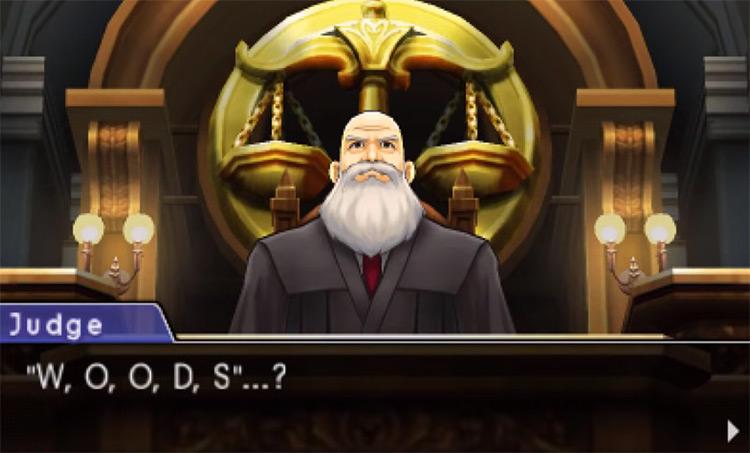 Phoenix Wright: Ace Attorney Dual Destinies screenshot