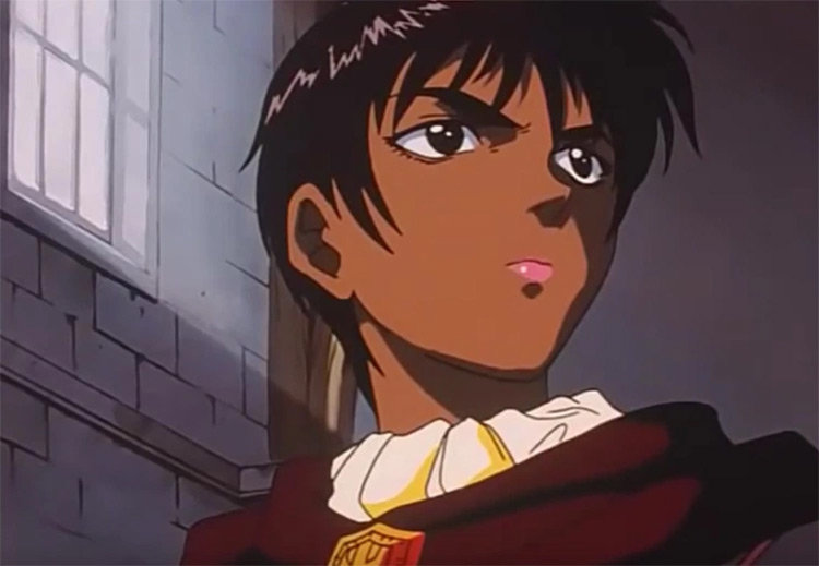 Casca from Beserk anime