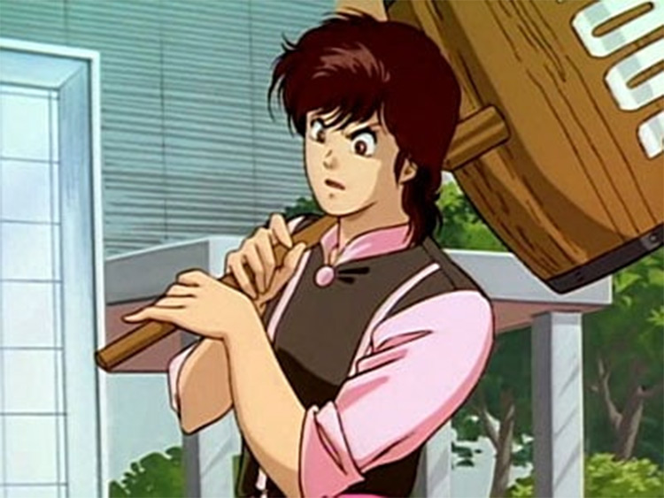 Kaori Makimura from City Hunter