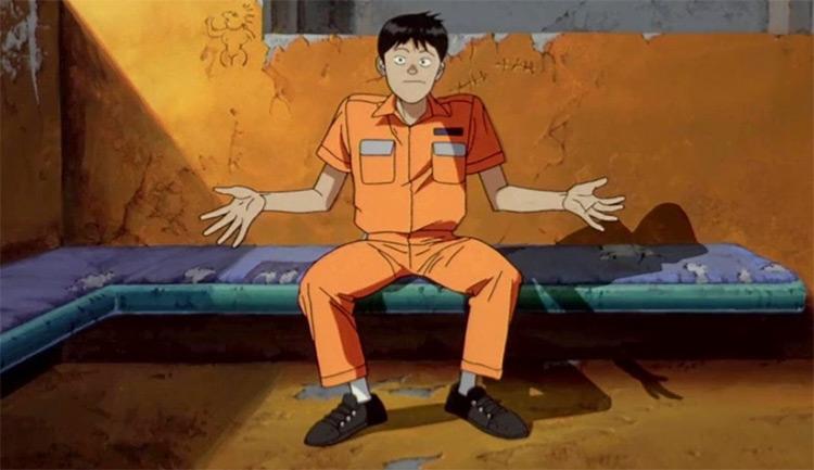 Kei from Akira