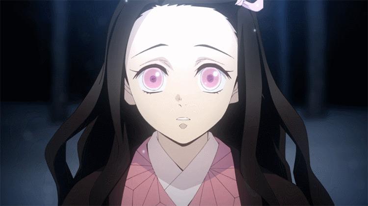 Kamado Nezuko from Kimetsu no Yaiba