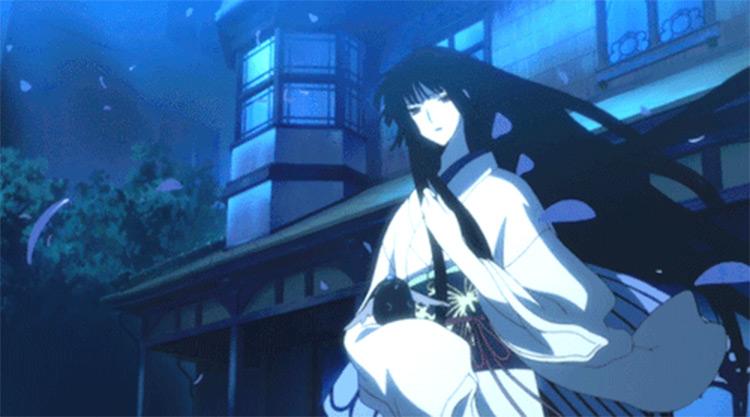 Ichihara Yuuko xxxHolic screenshot