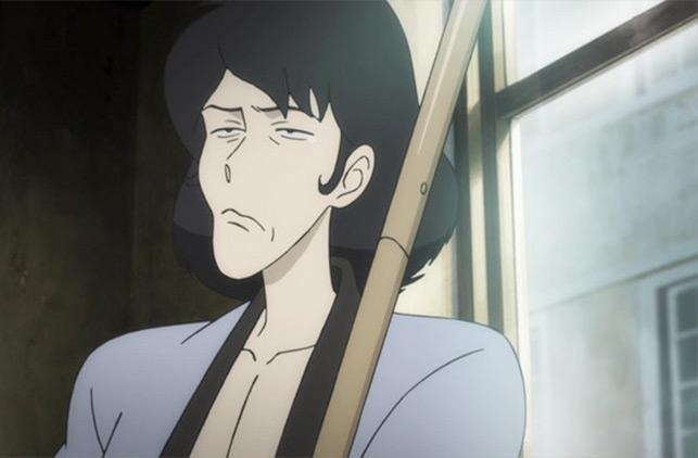 Ishikawa Goemon in Lupin the 3rd