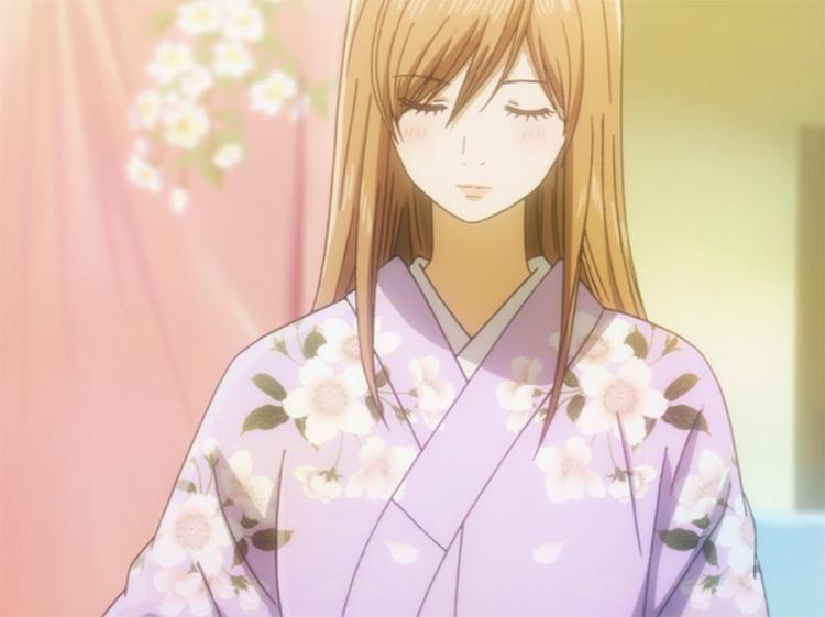 Ayase Chihaya from Chihayafuru screenshot