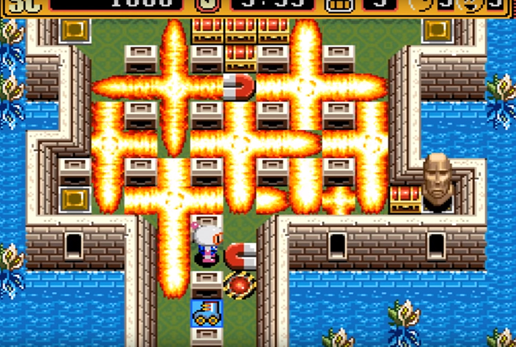 Super Bomberman 2 (1994) Gameplay