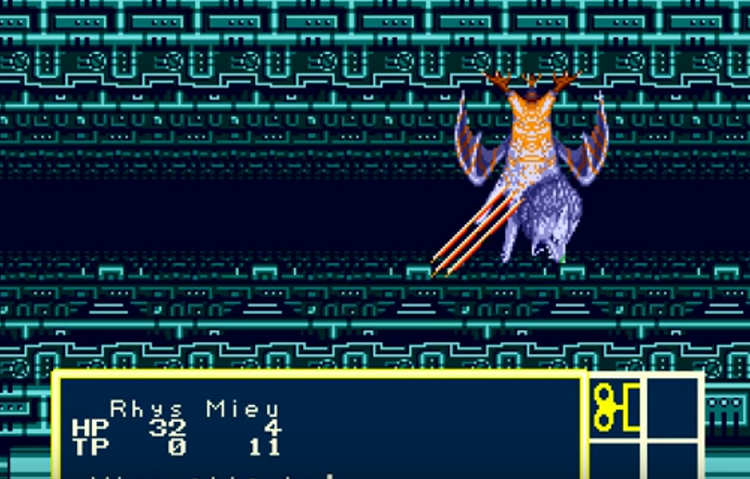 Phantasy Star III: Generations of Doom (1991) Mega Drive Longplay