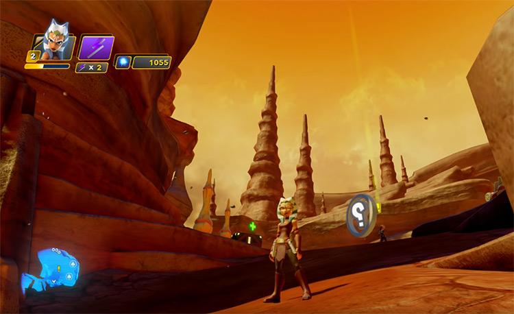 Disney Infinity 3.0 (2015) Screenshot