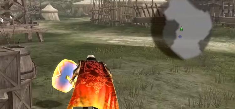 Dynasty Warriors 7 screenshot playthrough