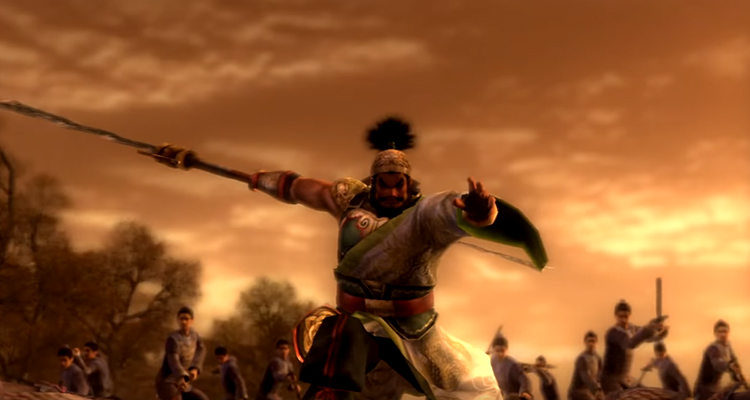 Dynasty Warriors 6 (2007) Zhao Yun Musuo Mode