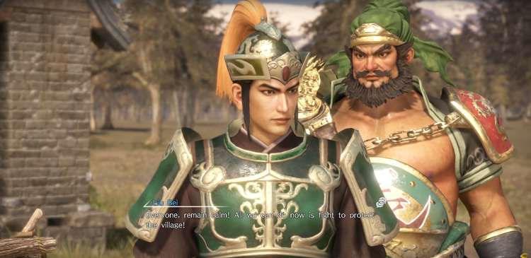 Dynasty Warriors 9 (2018) Gameplay