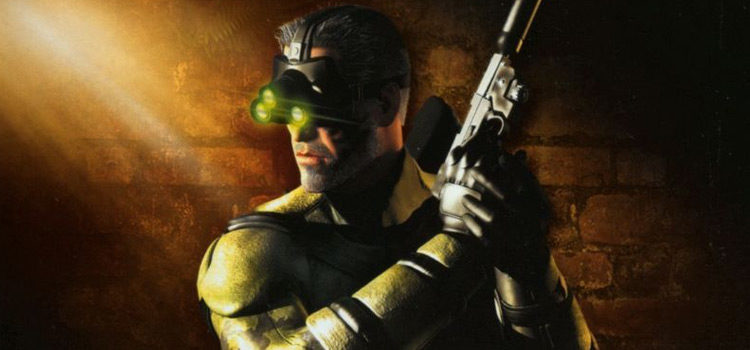 Best Tom Clancy's Splinter Cell Games: Ranking Every Title In The Series