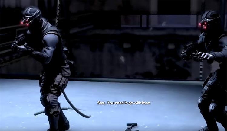 Splinter Cell: Conviction gameplay
