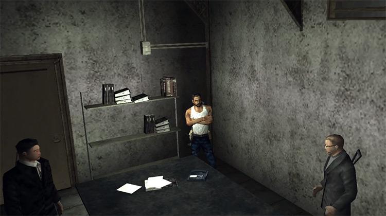 Splinter Cell: Essentials gameplay screenshot