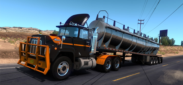 Mack R Series - American Truck Simulator mod