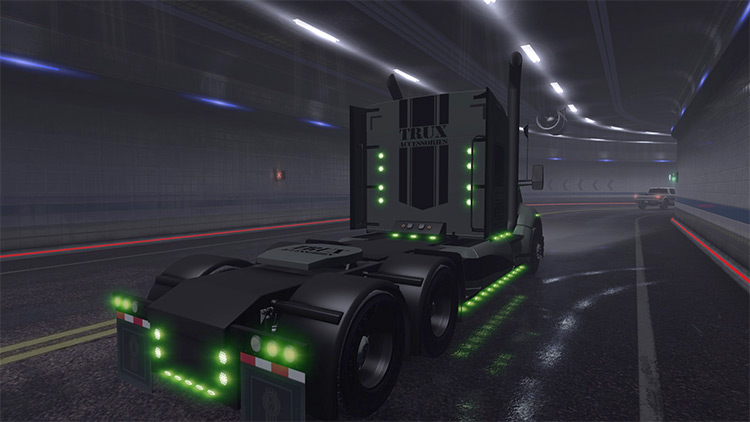 Kenworth T680 The General mod