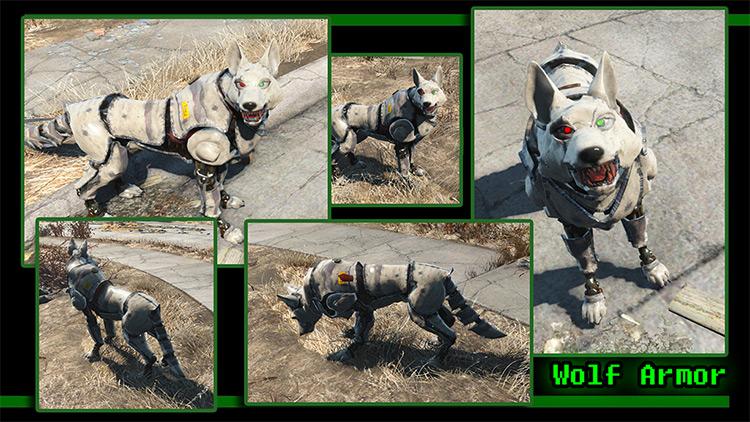 Dogmetal companion addon Fallout4