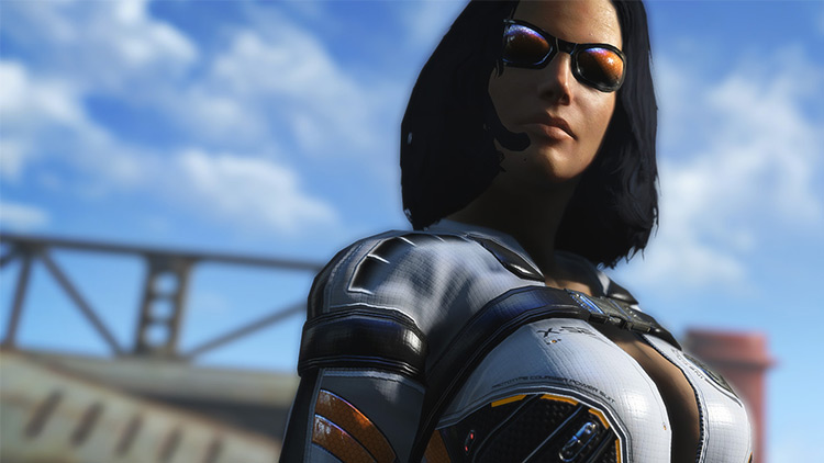 Courser X-92 Power Suit Fallout 4