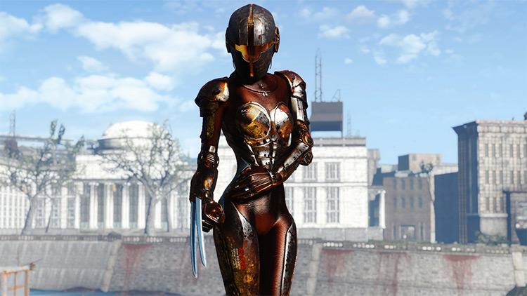 HN66S SIRIUS.12 Assault Suit mod