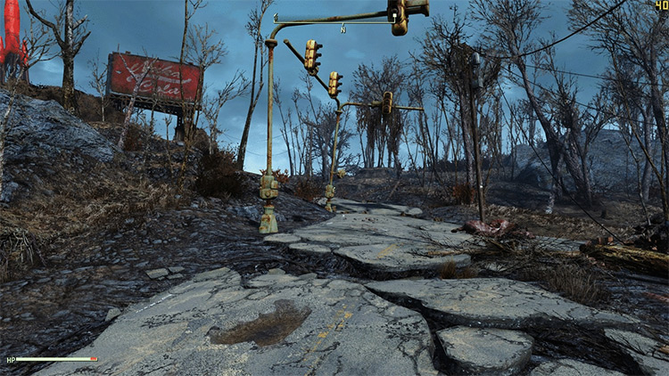 Insignificant Object Remover FO4 mod