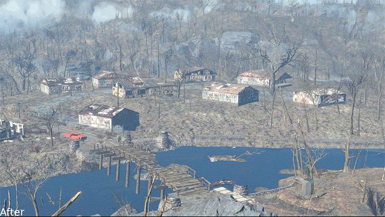 Faraway Area Reform FO4 mod